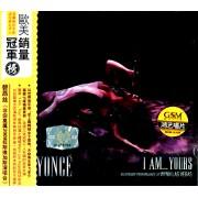 CD碧昂丝非你莫属2009拉斯维加斯演唱会<欧美销量冠军榜>(2碟装)