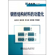 钢铁结构材料的功能化/特殊钢丛书
