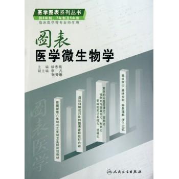 图表医学微生物学(供8年制7年制及5年制临床医学等专业师生用)/医学图表系列丛书