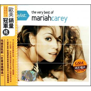CD玛丽亚凯莉**金曲精选(欧美***榜)