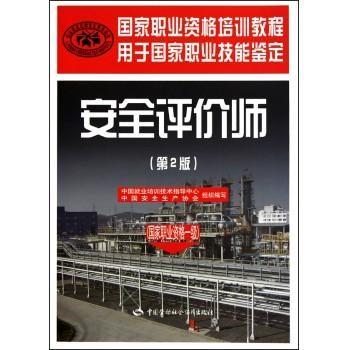 安全评价师(第2版国家职业资格1级国家职业资格培训教程)