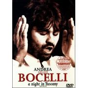 DVD安德烈·波切俐托斯卡纳之夜