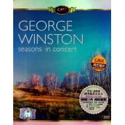 DVD乔治·温斯顿四季演奏音乐会(畅销经典视听盛宴)