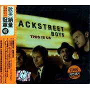 CD+DVD后街男孩就是BSB亚洲巡回旗舰版<欧美销量冠军榜>(2碟装)