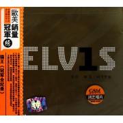 CD猫王冠军全纪录(欧美销量冠军榜)