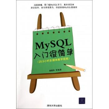 MySQL入门很简单(附光盘)
