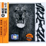 CD桑塔纳传奇<欧美销量冠军榜>(2碟装)