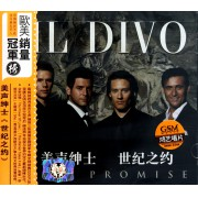 CD美声绅士世纪之约(欧美销量冠军榜)