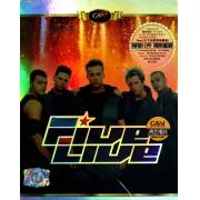 DVD Five LIVE天下无敌现场精选(畅销经典视听盛宴)