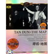 DVD-9谭盾地图(畅销经典视听盛宴)