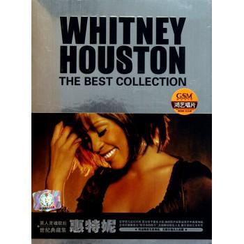 CD+DVD惠特妮<黑人灵魂歌后世纪典藏集>(5碟装)