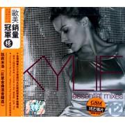 CD凯莉米洛巨星金曲混音精选(欧美销量冠军榜)