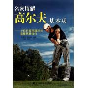 名家精解高尔夫基本功--37位世界顶级球员揭秘获胜技巧