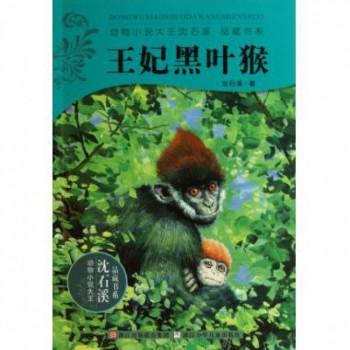 王妃黑叶猴/动物小说大王沈石溪品藏书系