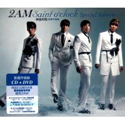 CD+DVD2AM神圣时刻影音升级版(2碟装)