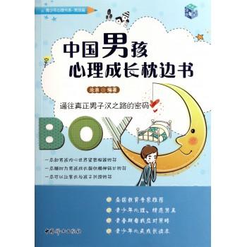 中国男孩心理成长枕边书/青少年心理书系