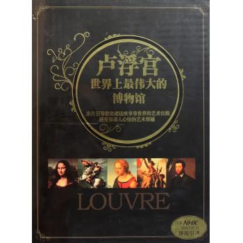 DVD卢浮宫世界上*伟大的博物馆(13碟装)
