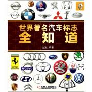 世界著名汽车标志全知道