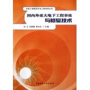 国内外重大地下工程事故与修复技术/市政工程新技术及工程实例丛书