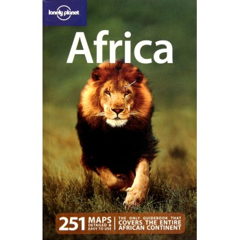 AFRICA 251 MAPS DETAILED&EASY TO USE