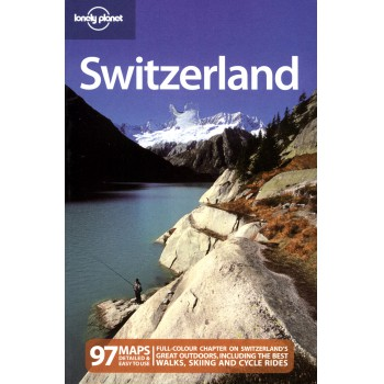 SWITZERLAND 97 MAPS DETAILED&EASY TO USE