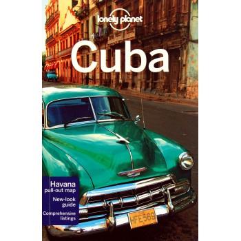 CUBA HAVANA PULL OUT MAP