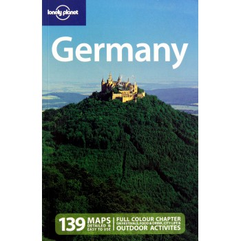 GERMANY 139 MAPS DETAILED&EASY TO USE