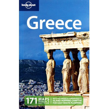 GREECE 171 MAPS DETAILED&EASY TO USE