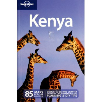 KENYA 85 MAPS DETAILED&EASY TO USE