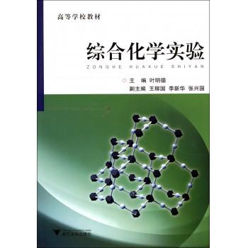 综合化学实验(高等学校教材)