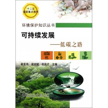 可持续发展--低碳之路/环境保护知识丛书