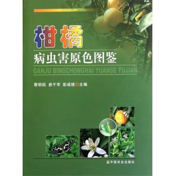 柑橘病虫害原色图鉴(精)