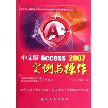 中文版Access2007实例与操作(附光盘)