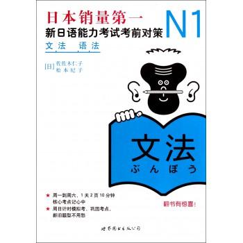 N1文法语法(新日语能力考试考前对策)