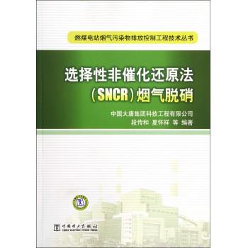 选择性非催化还原法<SNCR>烟气脱硝/燃煤电站烟气污染物排放控制工程技术丛书