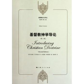 基督教神学导论(第2版)/基督教文化译丛