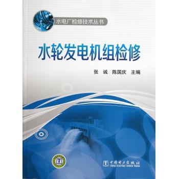 水轮发电机组检修/水电厂检修技术丛书