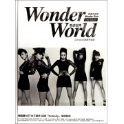CD+DVD奇迹女生组奇迹世界<影音升级版>(2碟装)