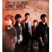 CD SHINee THE IST CONCERT SHINee WORLD(2碟装)
