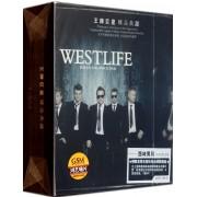 CD+DVD西城男孩影音珍藏(3碟装)