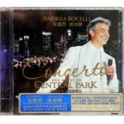CD安德烈·波切俐纽约中央公园演唱会