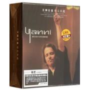 CD+DVD雅尼影音珍藏(3碟装)