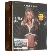 CD布兰妮白金典藏(3碟装)