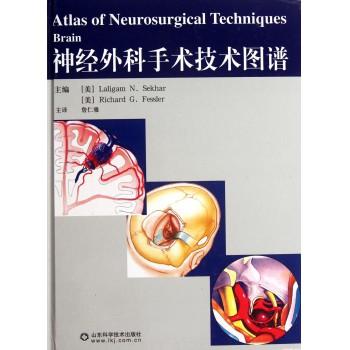 神经外科手术技术图谱(精)