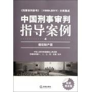 中国刑事审判指导案例(4侵犯财产罪最新增补版)