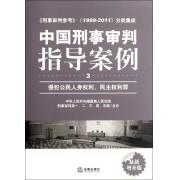 中国刑事审判指导案例(3侵犯公民人身权利民主权利罪最新增补版)