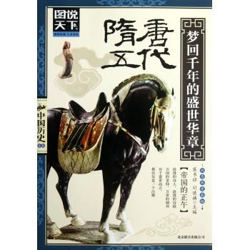 隋唐五代(梦回千年的盛世华章)/图说天下中国历史系列
