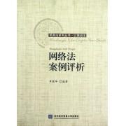 网络法案例评析/民商法系列丛书