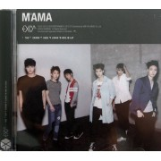 CD EXO-M MAMA