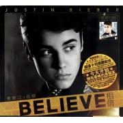 CD贾斯汀·比伯相信<限量预购版>(2碟装)
